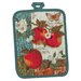 Kay Dee Designs Botanical Apples Pocket Mitt Pot Holder