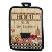 Home Pocket Mitt Pot Holder