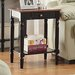 <strong>French Country End Table</strong> by Convenience Concepts