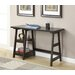 <strong>Trestle Writing Desk</strong> by Convenience Concepts