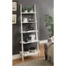 "<strong>Convenience Concepts</strong> French Country Ladder 72"" Bookcase"