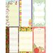 "<strong>Papercraft Div Of Intl Greetng</strong> 8"" x 4"" Magnetic Kitchen Shopping List (Set of 72)"