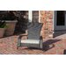 <strong>Coconino Adirondack Chair with Cushion</strong> by PatioSense