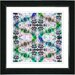 "<strong>""Sonic Resonance Green"" by Zhee Singer Framed Giclee Print Fine Art...</strong> by Studio Works Modern"