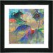 "Studio Works Modern ""Abstract Flamingos"" by Zhee Singer Framed Giclee Print Fine Art"
