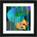 "<strong>""Earth Flare"" by Zhee Singer Framed Giclee Print Fine Art in Green</strong> by Studio Works Modern"
