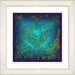 """<strong>""""Filigree Heart"""" by Zhee Singer Framed Giclee Print Fine Art in Tur...</strong> by Studio Works Modern"""