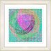 """<strong>""""Neo Geo"""" by Zhee Singer Framed Giclee Print Fine Art in Pink</strong> by Studio Works Modern"""