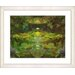 "<strong>Studio Works Modern</strong> ""Voice - Green"" by Zhee Singer Framed Fine Art Giclee Print"