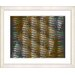 "<strong>""Placidus - Orange"" by Zhee Singer Framed Fine Art Giclee Print</strong> by Studio Works Modern"