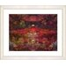 "<strong>""Voice - Red"" by Zhee Singer Framed Fine Art Giclee Print</strong> by Studio Works Modern"