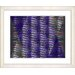 "<strong>""Placidus - Blue"" by Zhee Singer Framed Fine Art Giclee Print</strong> by Studio Works Modern"
