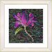 """<strong>""""Bliss Floral - Purple"""" by Zhee Singer Framed Fine Art Giclee Print</strong> by Studio Works Modern"""
