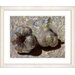 "<strong>Studio Works Modern</strong> ""Garlic - Beige"" by Zhee Singer Framed Fine Art Giclee Print"