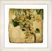 <strong>Vintage Botanical No. 09A by Zhee Singer Framed Giclee Print Fine W...</strong> by Studio Works Modern