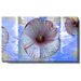 """Moon Flower"" Gallery Wrapped Canvas Wall Art"