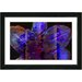 "<strong>Studio Works Modern</strong> ""Blue Night Flower"" by Zhee Singer Framed Graphic Art"