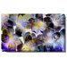 """Tiger Flowers"" Gallery Wrapped Canvas Wall Art"