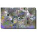 """Spring Flowers"" Gallery Wrapped Canvas Wall Art"