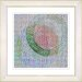 "<strong>Studio Works Modern</strong> ""Moon Shadow"" by Zhee Singer Framed Painting Print"