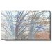 <strong>Studio Works Modern</strong> Winter Branches Gallery Wrapped by Zhee Singer Painting Print on Canvas