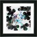 "<strong>Studio Works Modern</strong> ""Summer Walk Flowers"" by Zhee Singer Framed Graphic Art"