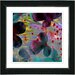 "<strong>Studio Works Modern</strong> ""Party Flower"" by Zhee Singer Framed Graphic Art"
