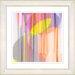 "Studio Works Modern ""Wave of Goodness"" by Zhee Singer Framed Graphic Art"