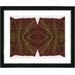 "<strong>""Abstract Mosaic Leaf Series - Interplay"" by Zhee Singer Framed Gra...</strong> by Studio Works Modern"