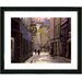 "<strong>Studio Works Modern</strong> ""Old Town"" by Mia Singer Framed Photographic Print Plaque"
