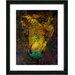 "<strong>Studio Works Modern</strong> ""Flower Bud"" by Zhee Singer Framed Graphic Art"