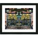 """Ornate Gate"" Framed Fine Art Giclee Print"