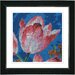 "Studio Works Modern ""Tulip"" by Zhee Singer Framed Painting Print"