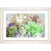 "Studio Works Modern ""Scented Bloom"" by Zhee Singer Framed Graphic Art"