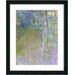 """<strong>""""Summer Forest"""" Framed Fine Art Giclee Print in Noon</strong> by Studio Works Modern"""