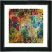 "<strong>Studio Works Modern</strong> ""Orange Reverie"" by Zhee Singer Framed Painting Print"