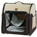 Single Fabric Portable Pet Crate/Carrier