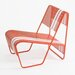 <strong>Lami Perforated Sheet Metal Lounge Chair</strong> by Markamoderna