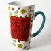 Mr. Snugs Cat  Stoneware Latte Mug