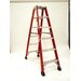 Heavy Duty Double Front Stepladder