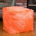 Home Loft Concept Skyler Bean Bag Cube Ottoman