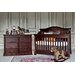 <strong>Million Dollar Baby Classic</strong> Louis Convertible Crib Set