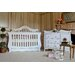 <strong>Ashbury Convertible Crib Set</strong> by Million Dollar Baby Classic