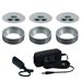 <strong>Silm Disk Fixed Round Kit</strong> by Jesco Lighting