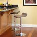"RST Living Klein 21"" Adjustable Swivel Bar Stool"