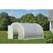 <strong>ShelterLogic</strong> Pro RoundTop 10' W x 13' D  Greenhouse with Hinged Doors