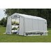 <strong>GrowIt 8' H x 10' W x 20' D Greenhouse-in-a-Box</strong> by ShelterLogic