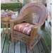 <strong>ElanaMar Designs</strong> Madison Rocking Chair with Cushion