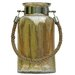 <strong>Glass Jar with Handle</strong> by Donny Osmond Home