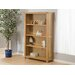 """<strong>Stirling Oak 61"""" Bookcase</strong> by Hometime"""